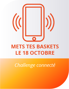 Mets tes baskets le 18 octobre